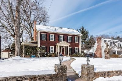 West Hartford Single Family Home For Sale: 25 Cumberland Road
