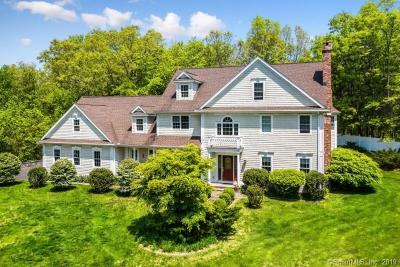 Weston Single Family Home For Sale: 5 Quail Ridge