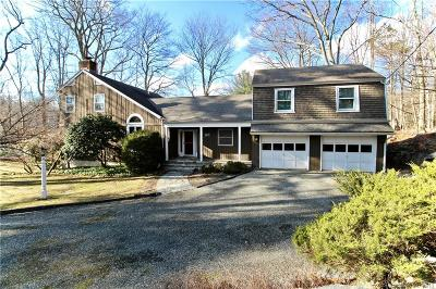 Stamford Single Family Home For Sale: 115 Mayapple Road
