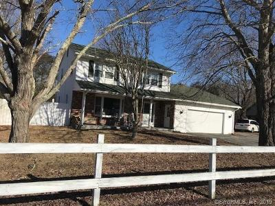 Groton Single Family Home For Sale: 548 Toll Gate Road