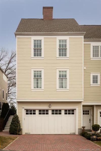 Fairfield County Condo/Townhouse For Sale: 77 Havemeyer Lane #106