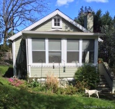 Westport Single Family Home For Sale: 21 Sherwood Drive