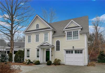 Ridgefield Single Family Home For Sale: 31 Catoonah Street #C