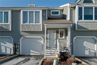 Milford CT Condo/Townhouse For Sale: $349,900