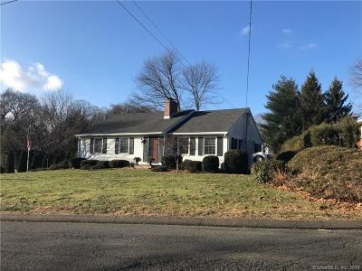 Naugatuck Single Family Home For Sale: 543 Field Street