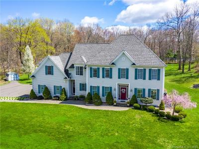 Southington Single Family Home For Sale: 643 Shuttle Meadow Road