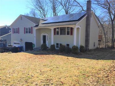 Groton Single Family Home For Sale: 311 Ridgewood Drive