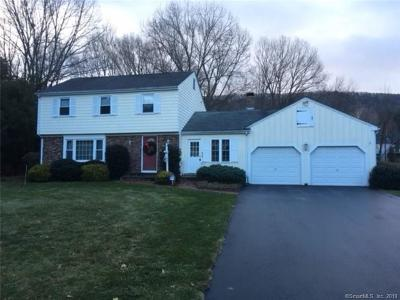 Southington Single Family Home For Sale: 145 Mountain Edge Drive
