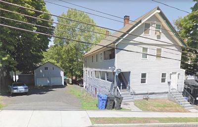 Meriden Multi Family Home For Sale: 13 Elm Street