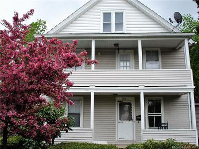 Torrington CT Multi Family Home For Sale: $172,500