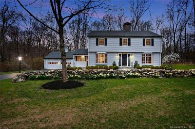 Fairfield Single Family Home For Sale: 180 Hill Brook Lane