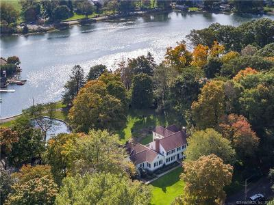 Darien Single Family Home For Sale: 31 Harbor Road