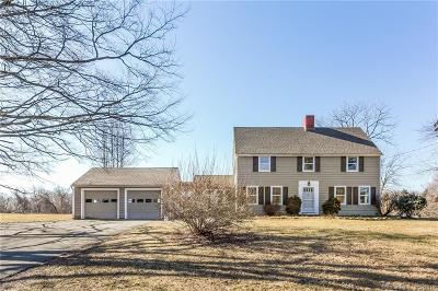 Guilford Single Family Home For Sale: 182 Tanner Marsh Road