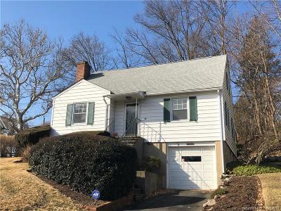 Stamford Single Family Home For Sale: 113 Alton Road