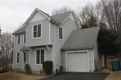 South Windsor Condo/Townhouse For Sale: 9 Bittersweet Lane #9