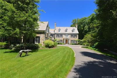 New Canaan Single Family Home For Sale: 57 Summersweet Lane