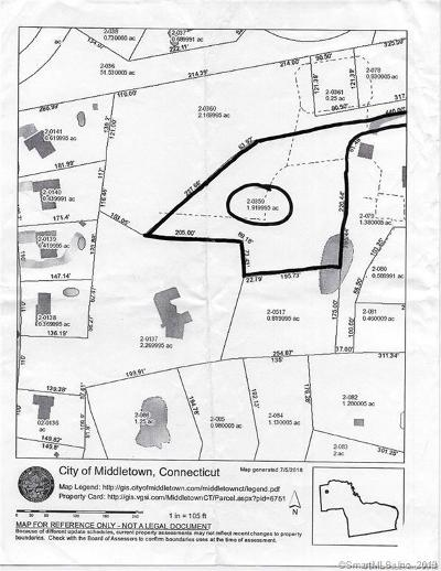 Middletown Residential Lots & Land For Sale: 653 Atkins Street