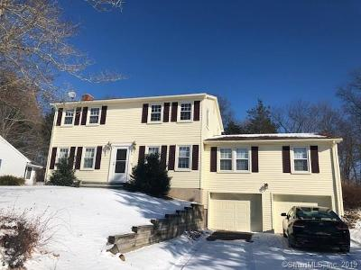 Middletown Single Family Home For Sale: 54 White Road