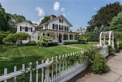 Fairfield CT Single Family Home For Sale: $2,595,000
