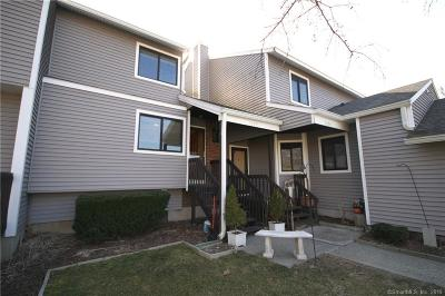 South Windsor Condo/Townhouse For Sale: 1603 Mill Pond Drive #1603