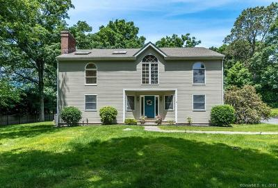 Norwalk Single Family Home For Sale: 18 Lagana Lane