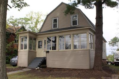 West Hartford Single Family Home For Sale: 920 New Britain Avenue
