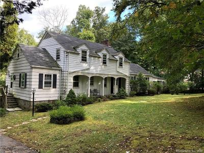 Westport Single Family Home For Sale: 40 Cranbury Road