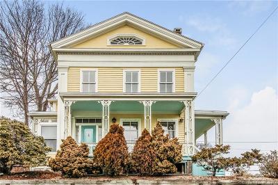 New London Single Family Home For Sale: 5 Granite Street