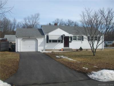 Wethersfield Single Family Home Show: 94 Brookside Circle