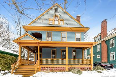 Hartford Single Family Home For Sale: 81 Fern Street
