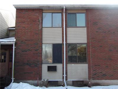 Bristol Condo/Townhouse For Sale: 130 Jefferson Avenue #4