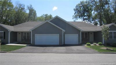 East Windsor Single Family Home For Sale: 9 Mourning Dove Trail #9