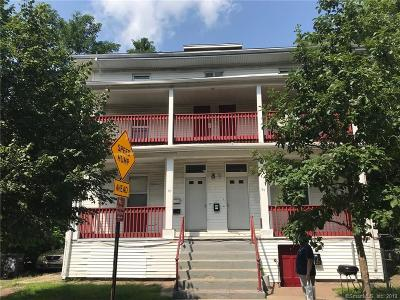 New Haven Multi Family Home For Sale: 55 Thompson Street