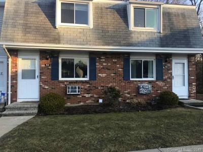 Wallingford CT Condo/Townhouse For Sale: $163,000
