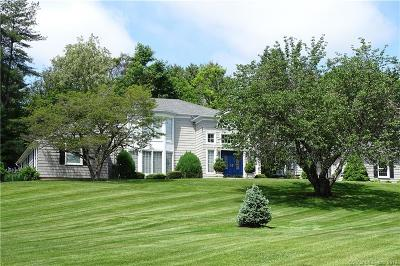 Branford Single Family Home For Sale: 15 Griffing Pond Road