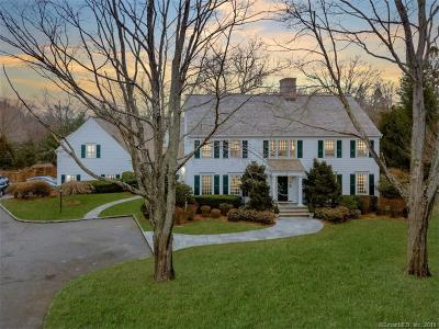Weston Single Family Home For Sale: 95 Kettle Creek Road