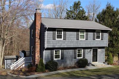 Ridgefield Single Family Home For Sale: 33 Marcardon Avenue