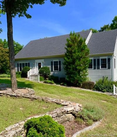 Easton Single Family Home For Sale: 24 Morehouse Road