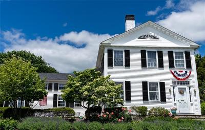 Groton Single Family Home For Sale: 29 Gravel Street