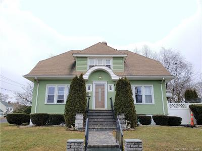 Wethersfield Single Family Home For Sale: 54 Goodrich Drive