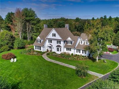 Wilton Single Family Home For Sale: 20 Middlebrook Farm Road