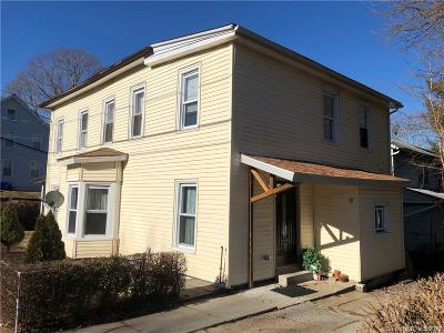 Norwich Single Family Home For Sale: 18 Arnold Street