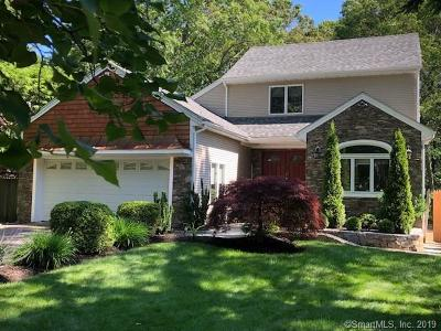 Norwalk CT Single Family Home For Sale: $625,000