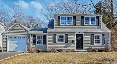 Stamford Single Family Home For Sale: 15 Barmore Drive
