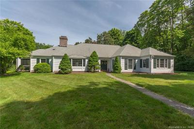 Wilton Single Family Home For Sale: 68 Ryders Lane