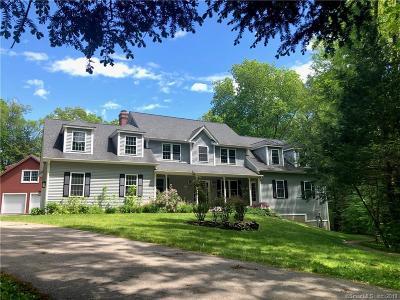 Portland Single Family Home For Sale: 69 Blackberry Ridge Road