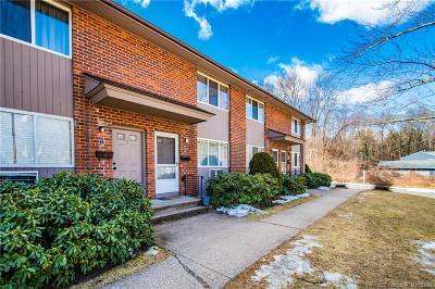 Farmington Condo/Townhouse For Sale: 218 New Britain Avenue #6