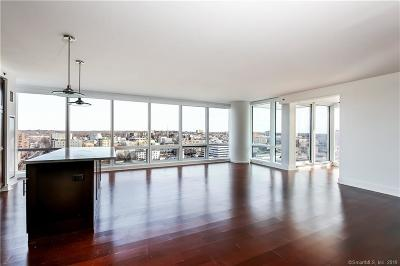 Stamford Condo/Townhouse For Sale: 1 Broad Street #14E