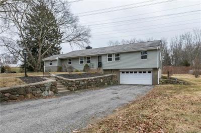 Orange Single Family Home For Sale: 269 Bittersweet Road