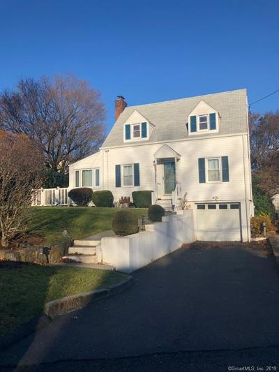 Greenwich Single Family Home For Sale: 6 Ocean View Avenue